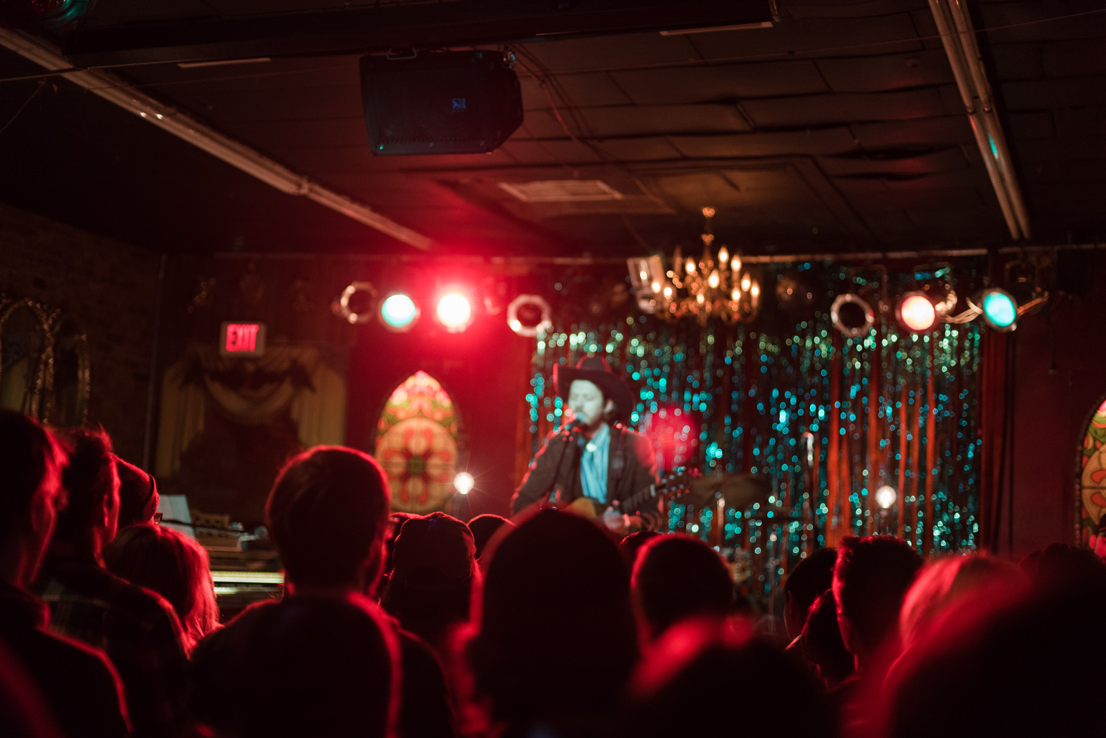 Timmy the Teeth at Velour on 1/27/2016