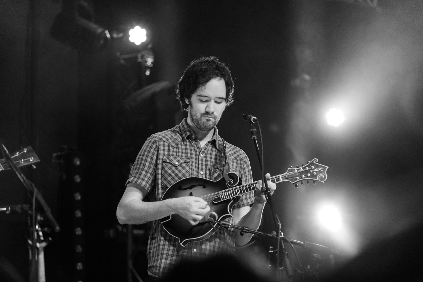 Mandolin Orange at Park City Live
