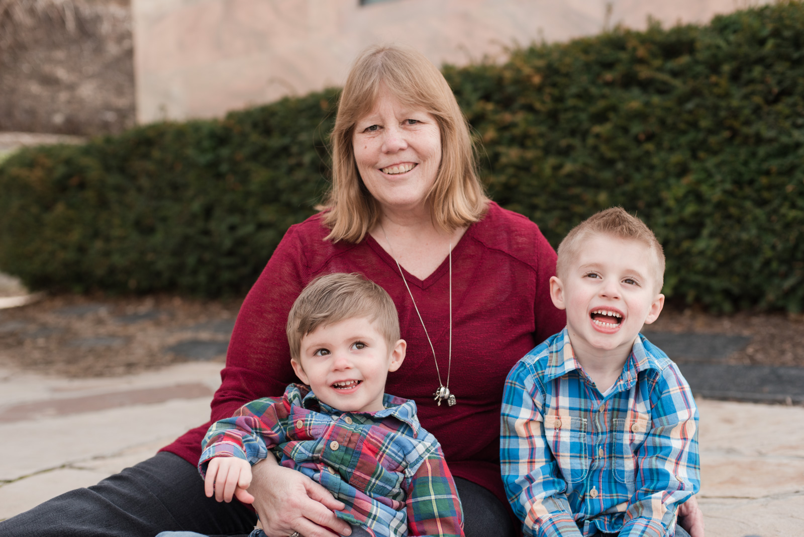 Badger Family Portraits in Salt Lake City